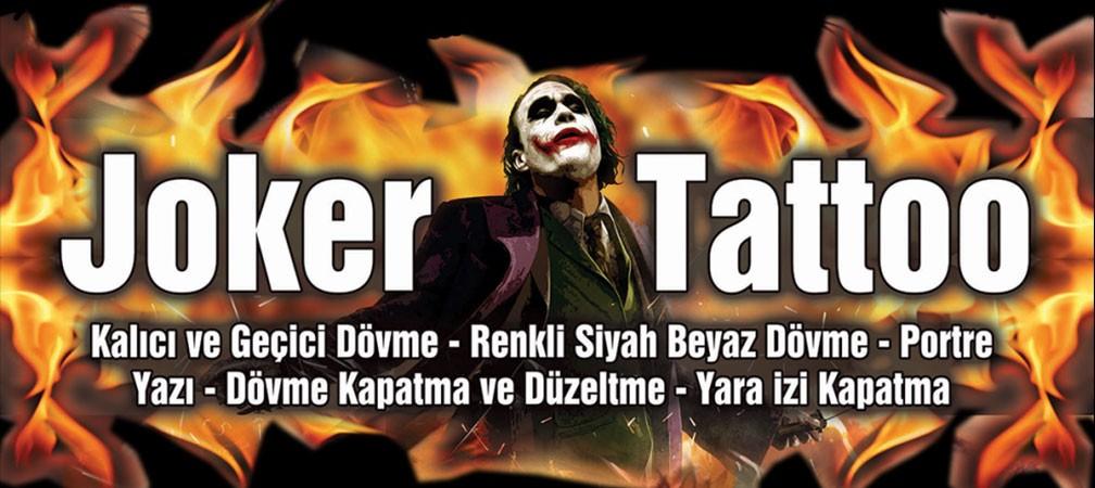 Joker Dövme Beylikdüzü'nde